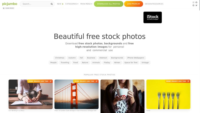 Free stock photos - picjumbo