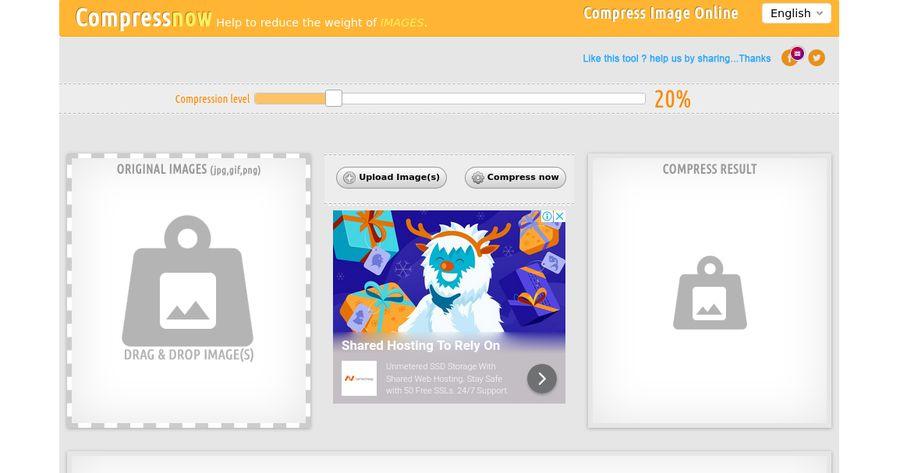 Image Optimization Tools - CompressNow