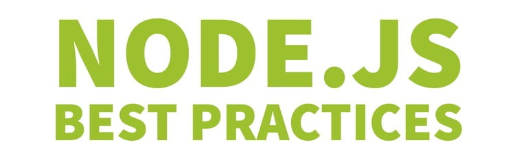 NodeJS best practices