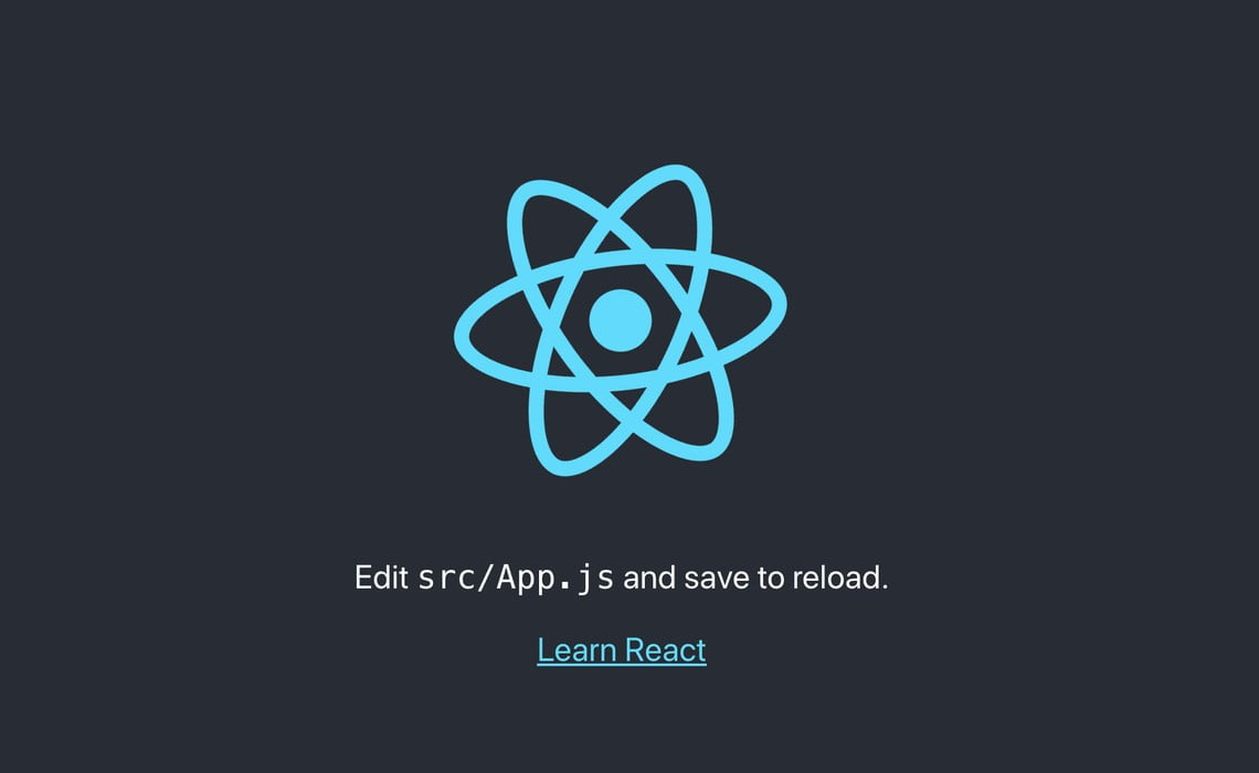 Create your first react-app