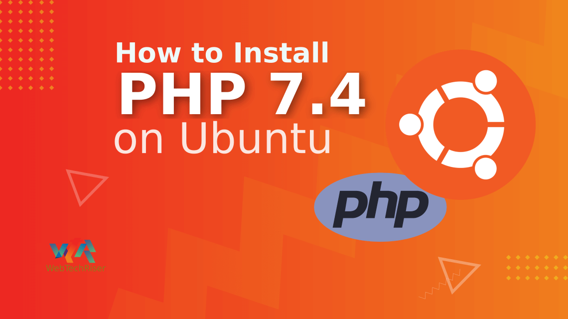 Install PHP 7.4 on Ubunt