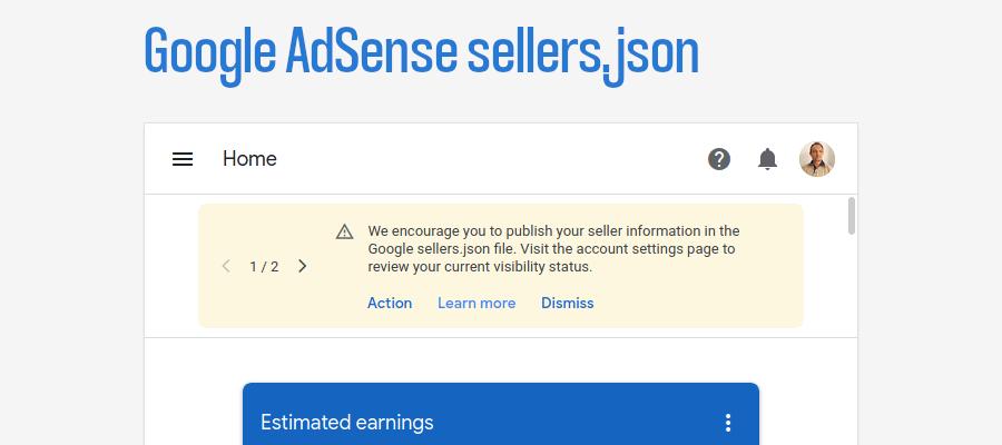 Google Sellers Information