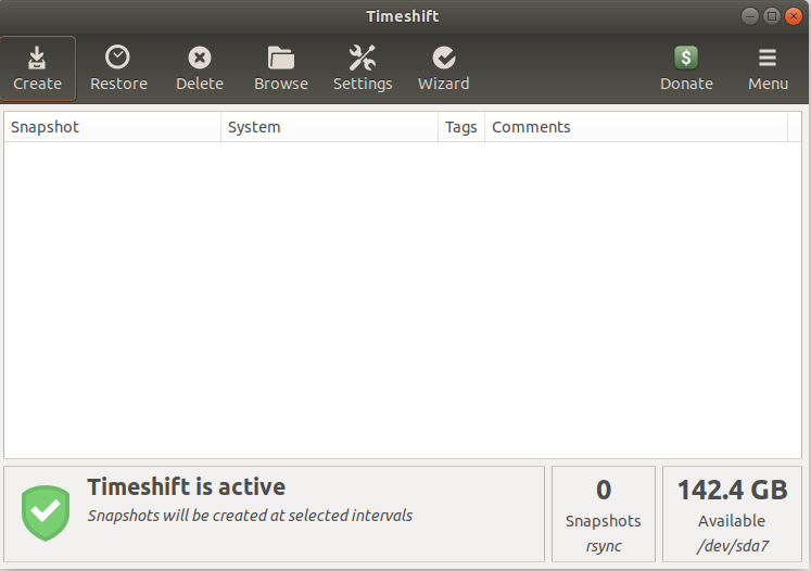 TimeShift: The Backup Tool for Ubuntu